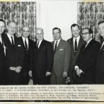 1964 Symposium Officers & Speakers