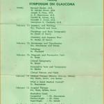 1957 Symposium Program