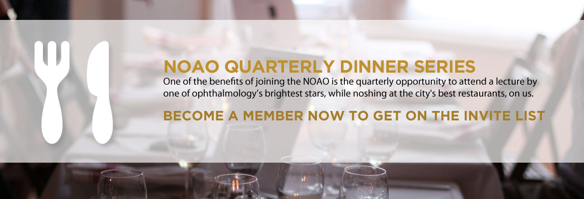 NOAO Quarterly Dinners