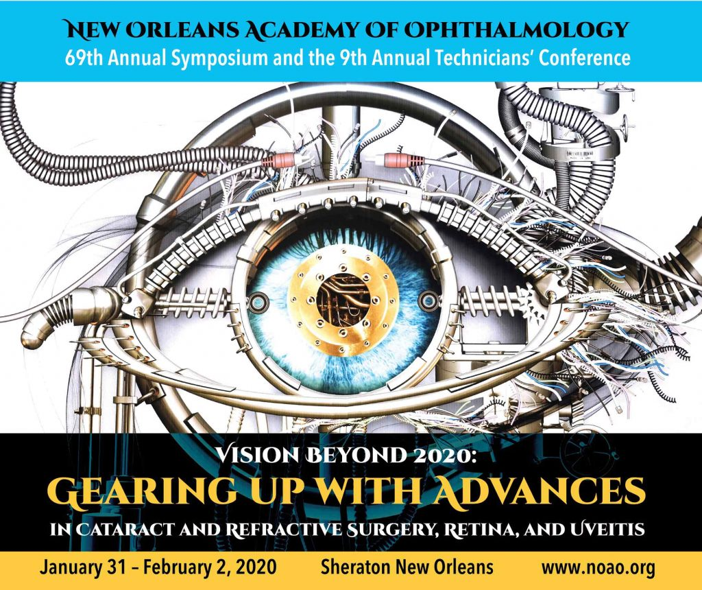 Best Lens For Cataract Surgery 2020.2020 Annual Symposium New Orleans Academy Of Ophthalmology
